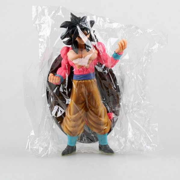 18 cm Dragon Ball Z heróis Vol.3 Super Saiyan 4 Goku figura de ação PVC coleção figuras brinquedos brinquedos para presente de natal