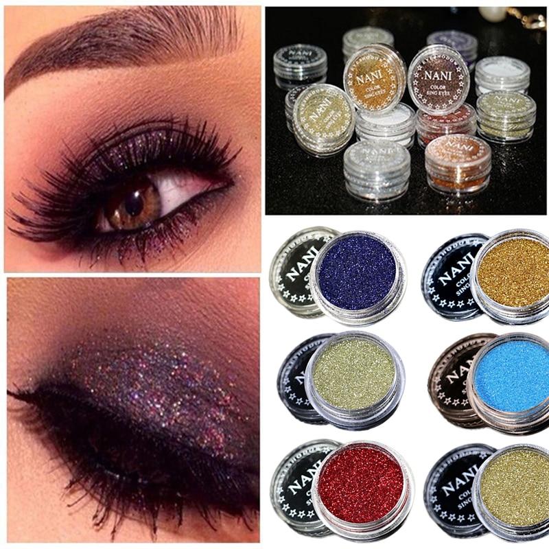 d23af04209 PHOERA 12 Colors Cosmetics Eyes Lip Face Makeup Glitter Shimmer ...