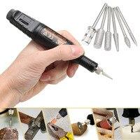NEW Micro Engraver Pen Diamond Tip Detail For Wood Metal Ceramic Glass Engraving 100 240V