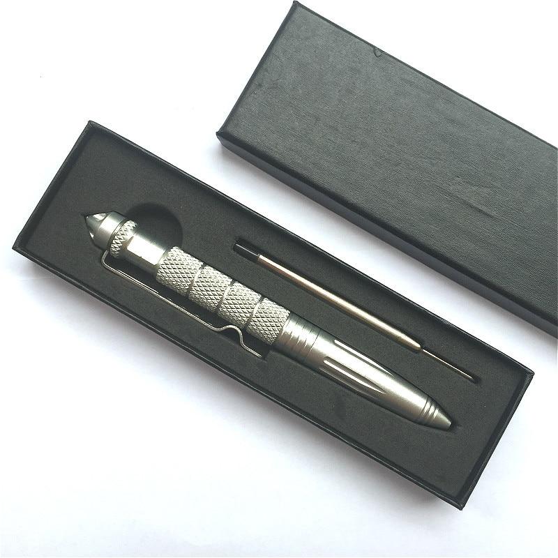 Self Defense Supplies Tactical Pen Self Defense Tool Security Protection Personal Defense Tool Tungsten Steel Defesa Pessoal