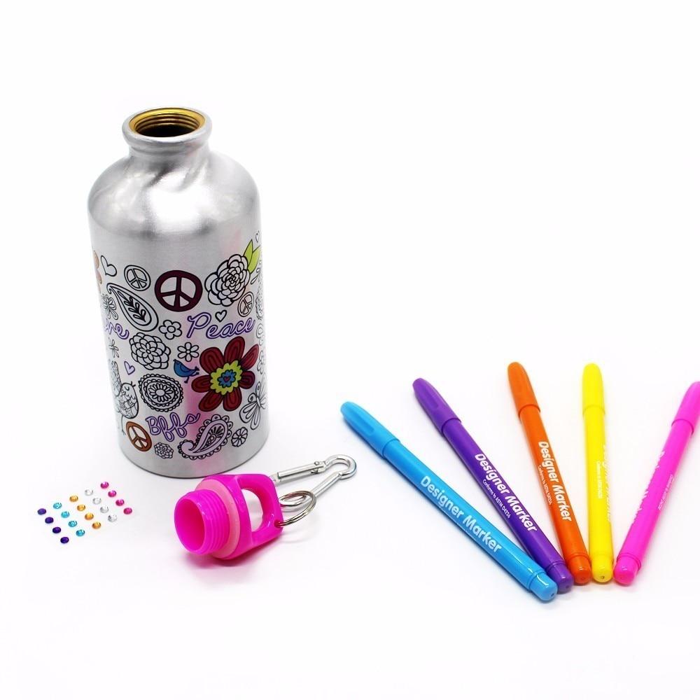 Personalitate Pictat manual Băieți Fete Creativitate Cupă - Materiale școlare și educaționale - Fotografie 4