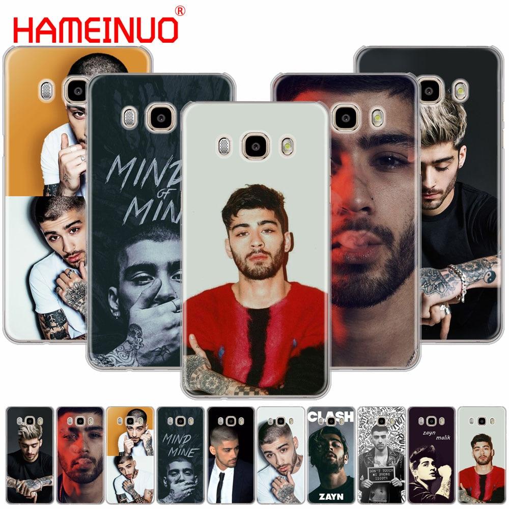 HAMEINUO One Direction Zayn Malik cover phone case for Samsung Galaxy J1 J2 J3 J5 J7 MINI ACE 2016 2015 prime