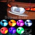 2 x T10 W5W Licença Número Da Placa Da Luz Lâmpadas LED Lamp para Hyundai Tucson IX35 I30 Sotaque Elantra Sonata Santa Veracrus Rohens