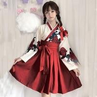 2019 Japanese kimono traditional yukata women kimono cosplay costumes mujer yukata japan kimono dress kimonos