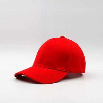 מוצק צבע אלסטי בייסבול כובע ציפוי MOT אופנתי החוצה שמשיה כובע ג 'ינס כותנה בייסבול כובע