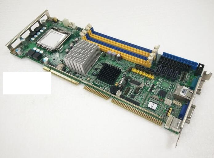 Cpu-Card ISA Mainboard Embedded Industrial With 1--Lan Rev.a1 Full-Size PCA-6194VG PICMG1.0