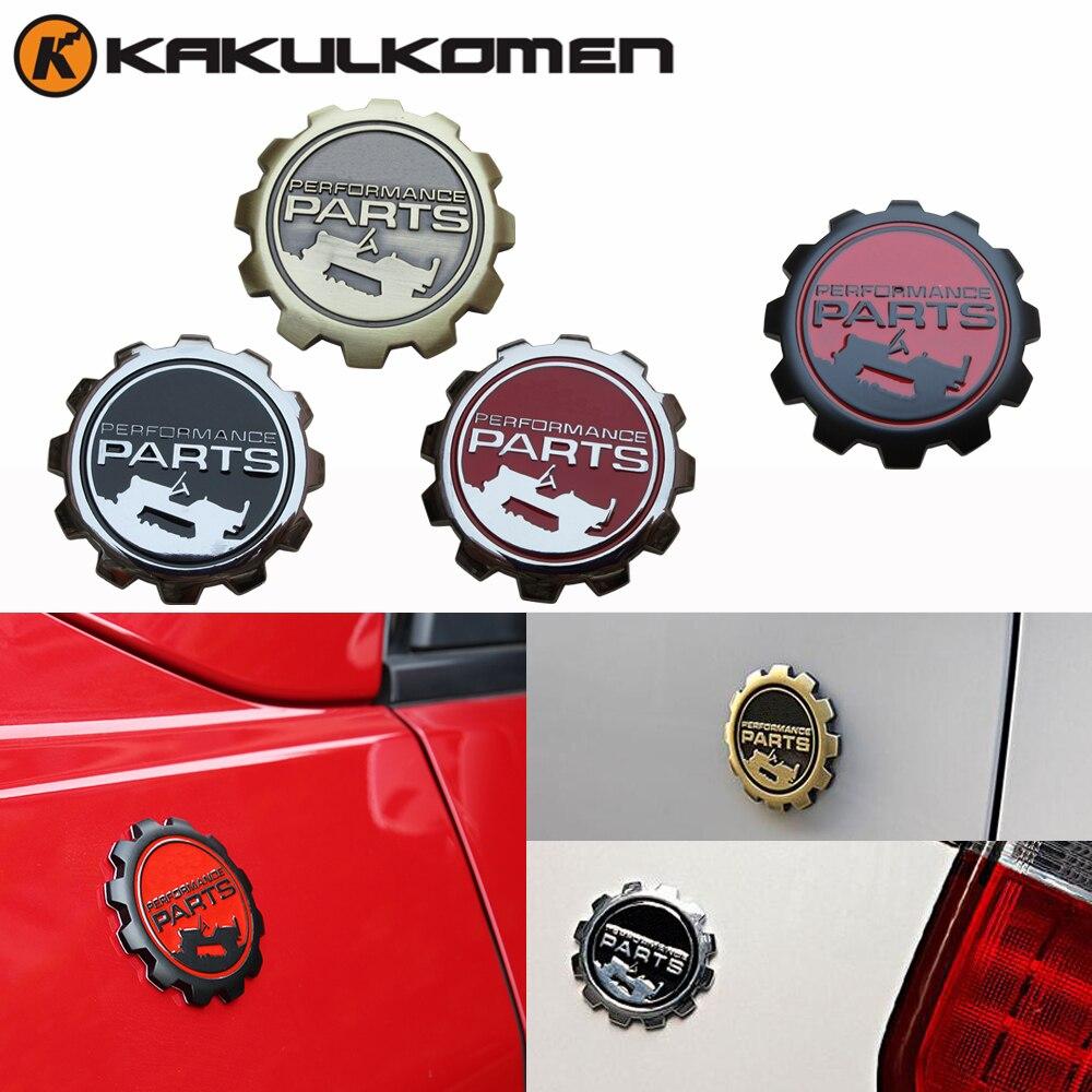 Car Differential Lock Gear Sticker Badge Emblem For Jeep