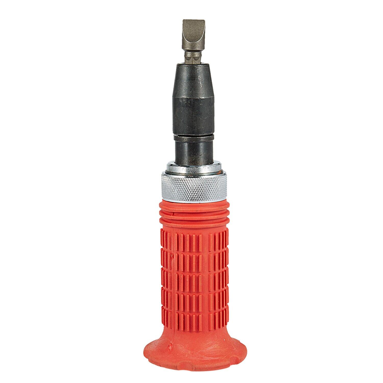 Multi-propósito pesado destornillador de impacto conductor cincel herramienta manga kit de alta calidad