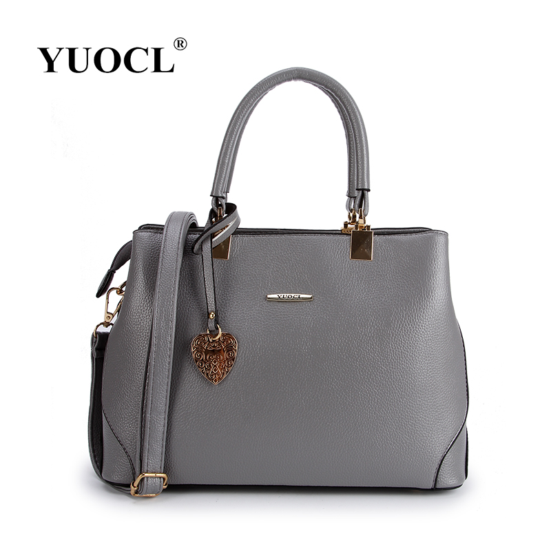 YUOCL Women Messenger Bags Casual Tote Femme Fashion Luxury Handbags Women Bags Designer Pocket High quality Handbags