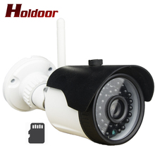Holdoor 1080P FHD Camcorder WiFi Camera IP Wireless Security Cameras Invisible 9