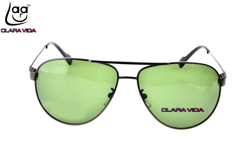 c7e67f9a70 Clara vida = por encargo minuciosa prescripción conductores polarizados  Gafas de sol decoración personalizada-1-1.5-2 a-6.0