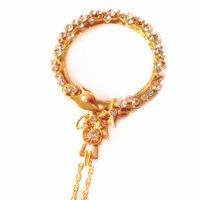 Phụ Kiện của Phụ nữ 2X Vòng Cổ Áo Len Coat Chain Magnifier Reading Magnifying Glass