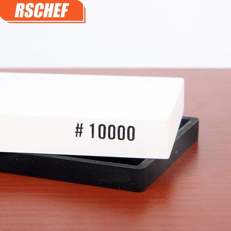 Oussirro супер тонкой полировки Профессиональный Уэтстон 10000 # заточка ножей точильный камень нож камень oilstone хонинговальные инструменты