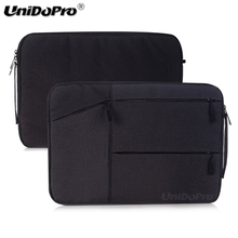 Protective Sleeve Pouch Case Carrying Bag with Accessory Pockets for iP