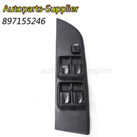 897155246 Front Left Door Master Power Window Switch Panel For LHD ISUZU TFR/TFS LHD 99 09 car accessories