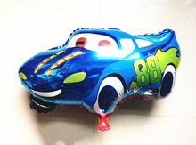Cartoon Car Balloon