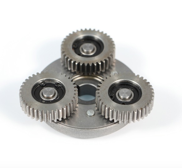 36Teeth Steel Gear Electric Vehicle Brushless Moto Gear 608 Bearing One way Clutch Assembly