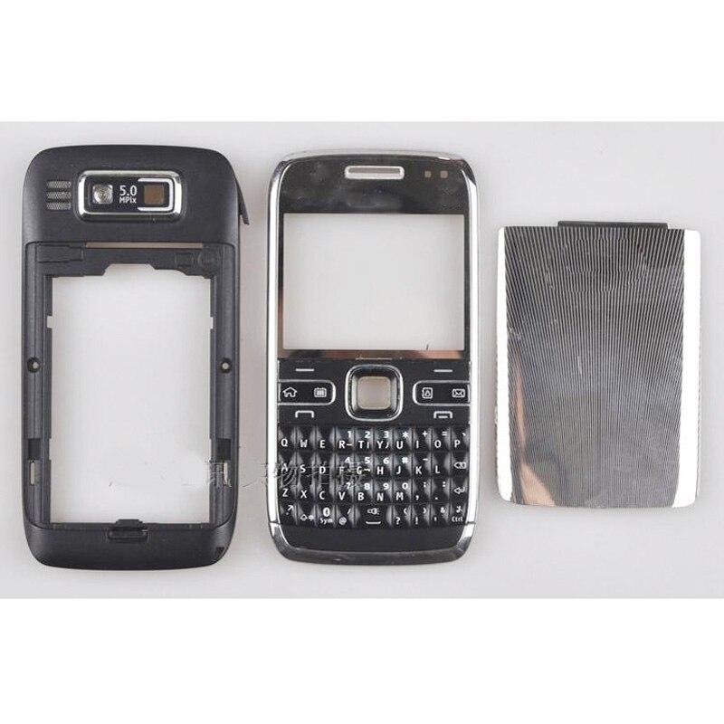 imágenes para 100% Nuevo Caso de Vivienda Para Nokia E72 Con El Teclado Inglés