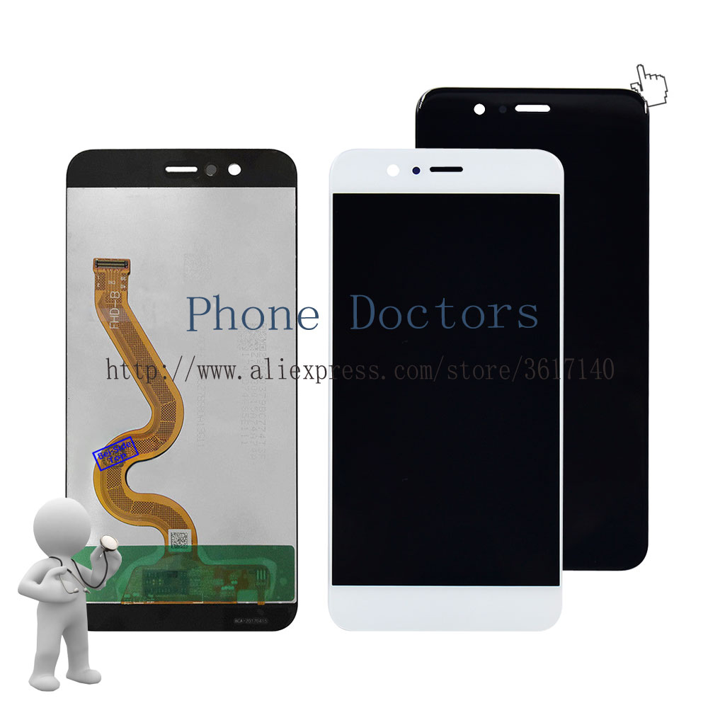 5.5 ''LCD Full DIsplay + Écran Tactile Digitizer Assemblée Pour Huawei P10 Selfie BAC-L23 (Pas Pour P10); nouveau; 100% Testé