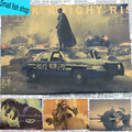 Batman Catwoman Robin Clown A gather Home Furnishing decoration Kraft Movie Poster Drawing core Wall stickers