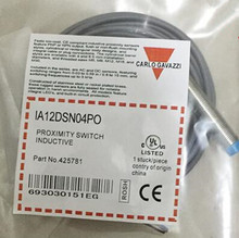 FREE SHIPPING 100% New and original IA12DSN04PO Proximity Switch DC Three-wire PNP Normally Open Inductive Sensor new germany original bedook proximity switch bn m1808p c11s12