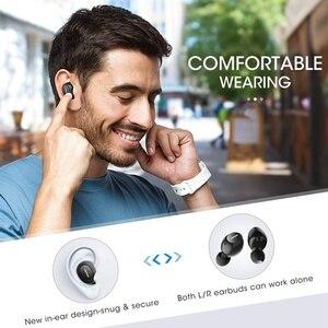 Image 5 - Mpow الأصلي IPX7 مقاوم للماء T5/M5 TWS بلوتوث سماعة سماعات لاسلكية سماعات 36h وقت اللعب ل iOS هاتف أندرويد ذكي