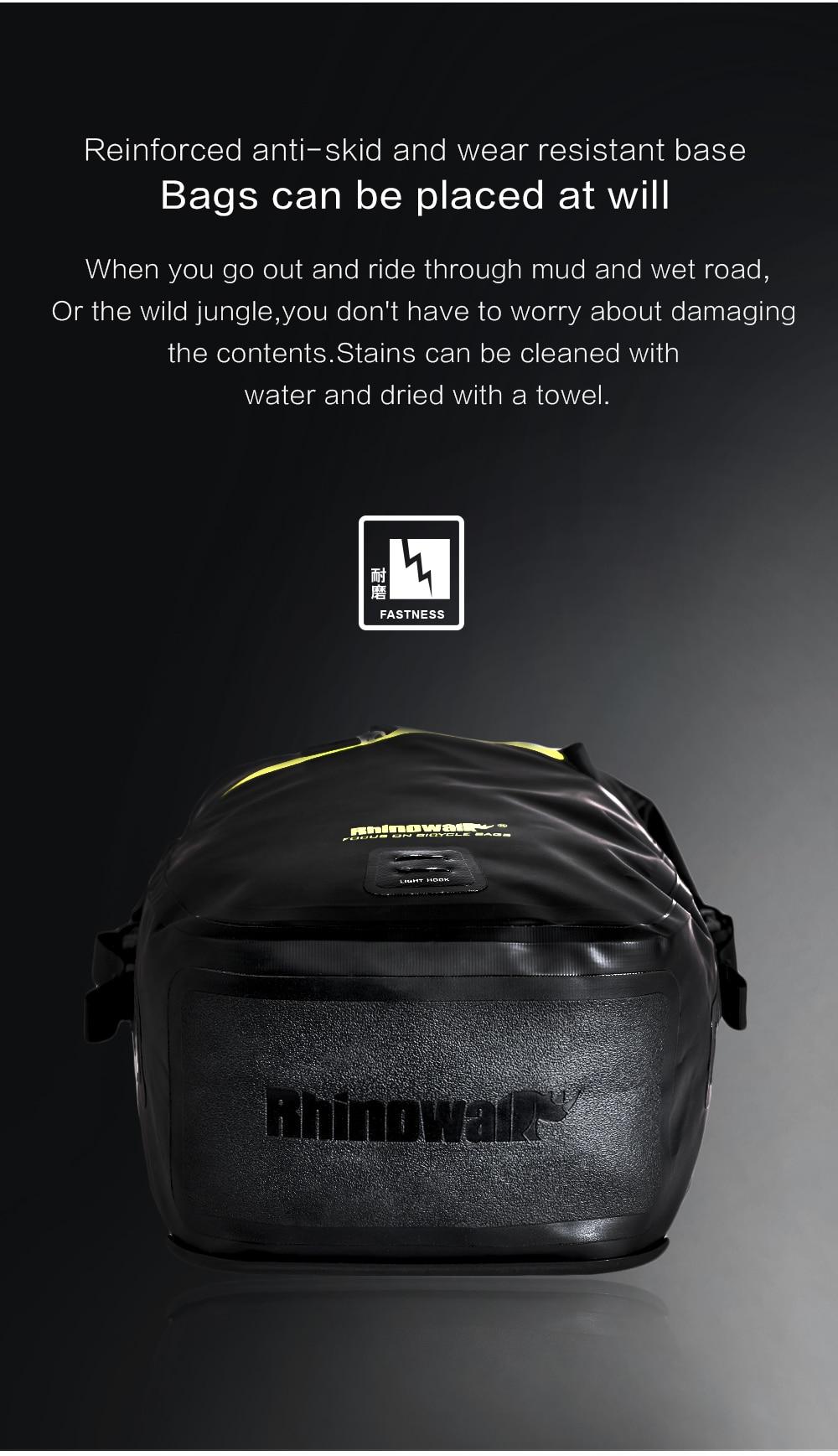 Waterproof Bike Pannier Bag (4)