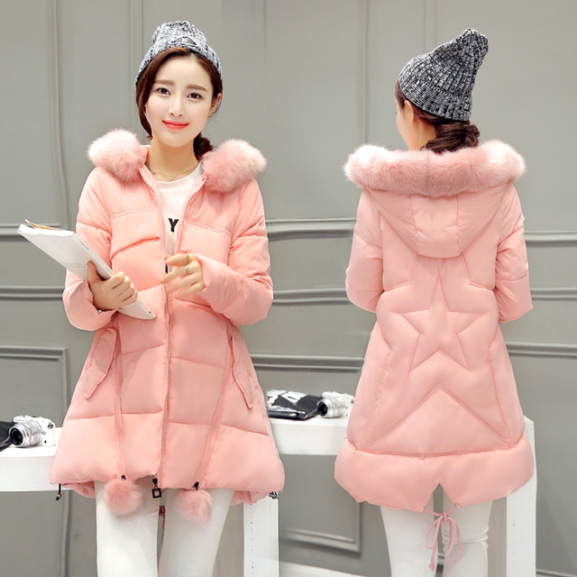 2016 Autumn/winter Maternity down jacket Maternity down Jacket Pregnant clothing Women outerwear parkas warm clothing