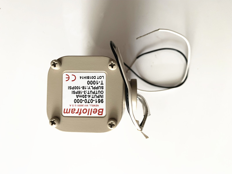 For US BELLOFRAM T 1000 961 070 000 Pneumatic Regulating Pressure Valve Electrical Proportional Valve|Computer Cases & Towers| |  - title=