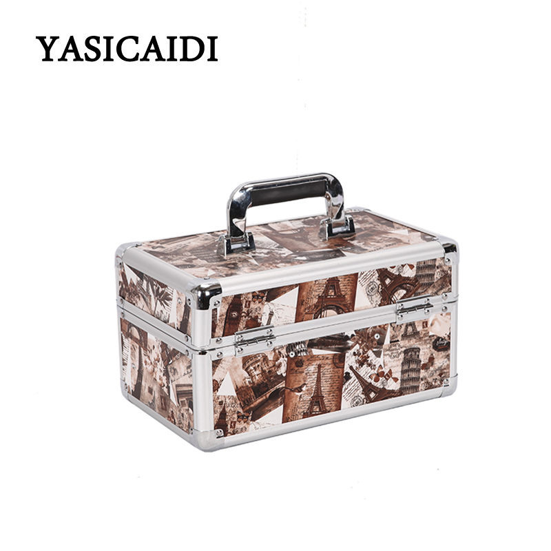 Portable Makeup Organizer Female Fashion PU Make Up Bag Cosmetic Sorting Storage Bag Women Dot Pattern Makeup Box Neceser Pouch new women fashion pu leather cosmetic bag high quality makeup box ladies toiletry bag lovely handbag pouch suitcase storage bag