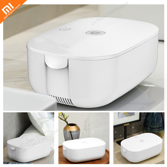 Xiaomi Vrouwen Mannen Ondergoed Drogen Disinfector Slipje Eliminatie Box Mini Draagbare Droger Reizen Miniatuur Droger
