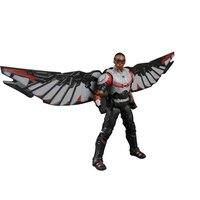 Капитан Америка: Civil War Черная Вдова Hawkeye видения ПВХ фигурку Коллекционная модель горячие игрушки