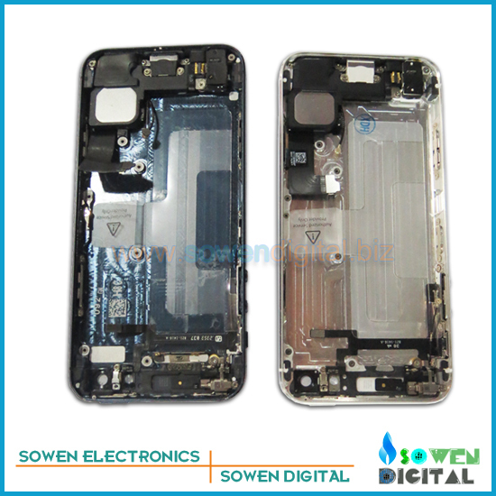 for iPhone 5 Middle board full set complete assembly with small parts++100% quality gurantee