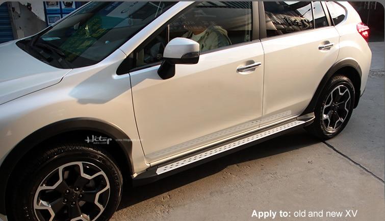 estribo lateral da barra nerf para o Subaru XV XV XV Crosstrek - Peças auto - Foto 5