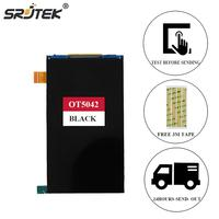 Srjtek 4 5 For Alcatel One Touch POP 2 5042D OT5042 5042 5042X Texted High Quality