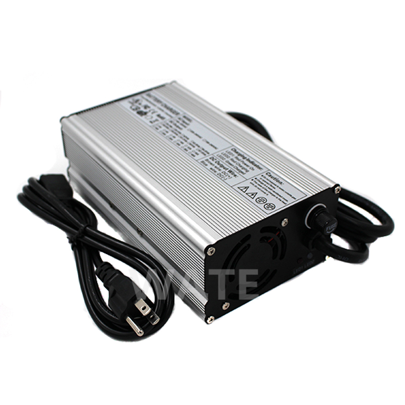 29 2V 15A charger 24V 15A LiFePO4 Battery Charger port For 8S 24V LiFePO4 Battery pack