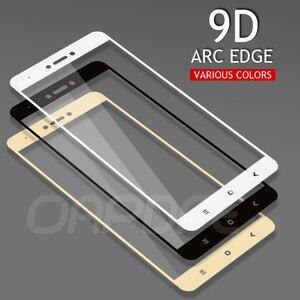 Image 5 - Film de protection en verre sur le pour Xiaomi Redmi Note 4 4X5 5A Pro Redmi 5 Plus S2 4X 5A étui en verre trempé de protection décran