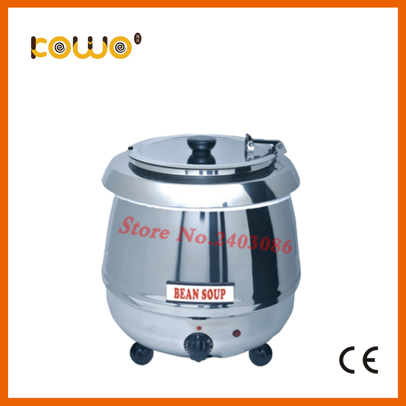 10l round kitchen electric food warmer EGO thermostate stainless steel buffet soup bain marie catering food display warmer