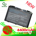 Golooloo 6 cells battery for Asus k70ij k70ac p50ij X70ab X70ac X8a X70ij X70ic X70io L0690L6 L0A2016 70NLF1B2000Y 90NLF1BZ000Y