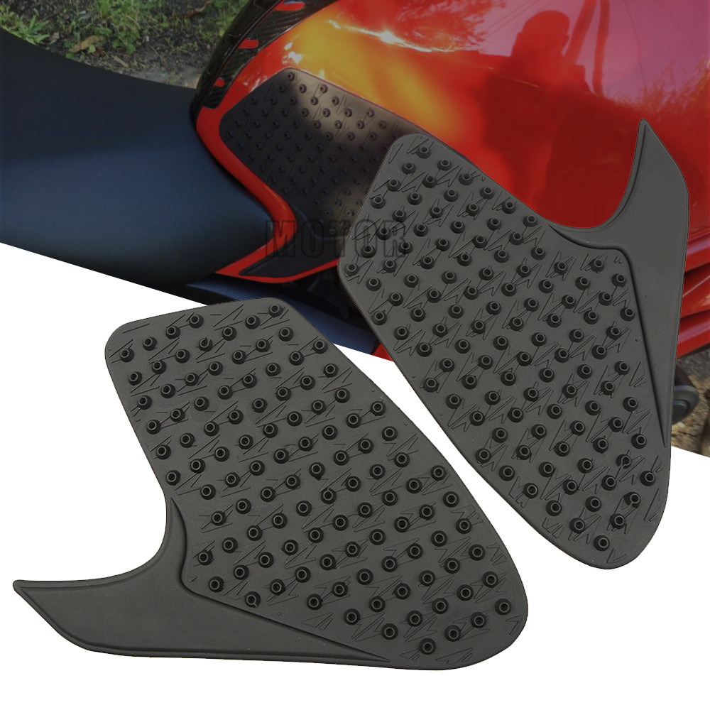 Automobiles & Motorcycles For Ducati 696/796/1100 2010-2016 2011 2012 2013 2014 2015 Motorcycle Gas Oil Fuel Tank Traction Pad Protector Decal Sticker Distinctive For Its Traditional Properties