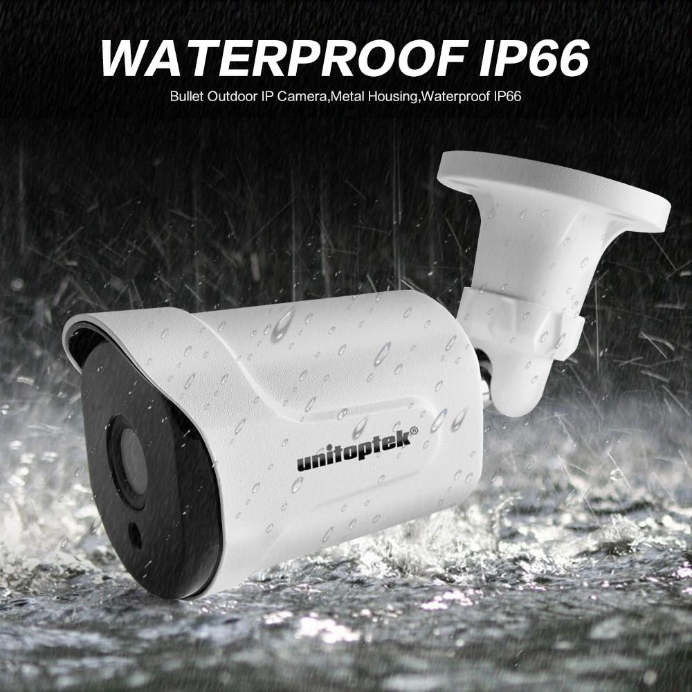 4K 8MP 5MP HD H.265 IP Camera Outdoor Onvif CCTV Cameras Onvif Bullet Security Camera IR Night Vision 48V POE Module Optional
