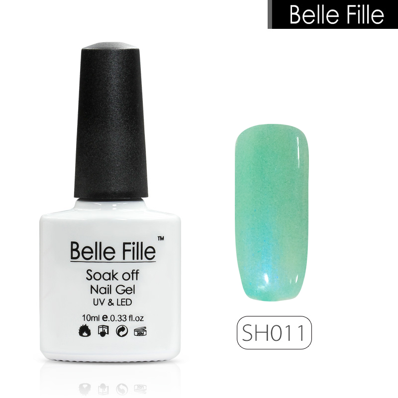 Belle Fille Shell 10мл Shell Gel Nail Polish 12 - Маникюр - фото 6
