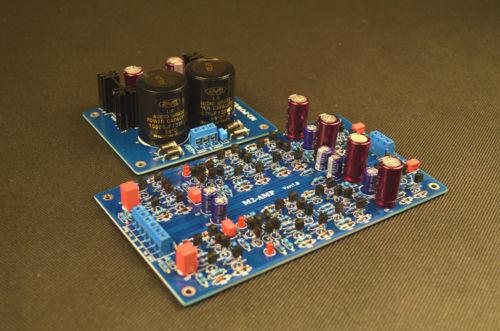 Haoli Assembled M2 Full discrete Preamplifier board base on SC-7S2 Circuit L155-22