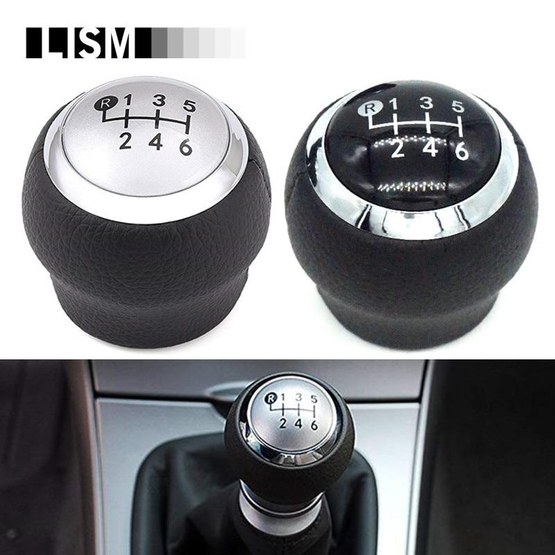 Gear Shift Knob for TOYOTA AVENSIS YARIS RAV4 D4D URBAN AURIS Corolla 1.8MT 07-13 Shifter Lever Headball Gearshift Pen Arm POMO
