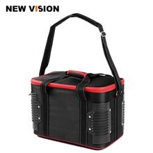 Torba na ramię dla DSLR, duża kamera wideo torby, Pro fotografia cyfrowa i walizka kamery wideo dla Godox AD600BM AD600B AD360