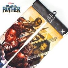 Black Panther 3D Socks Knee-High