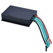 Waterproof  Wind Turbine Generator 600W 12V/24V LED Charge Controller Plastic Regulator Hot Selling цена и фото