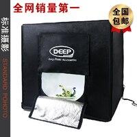Adearstudio 60 см фотографии световое оборудование палатка фотостудия light box софтбокс съемки светодиодный свет студии коробка cd50