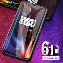 6D Protective Glass Film For Oneplus 6T Tempered Glass Screen Protector Film For Oneplus 6 5