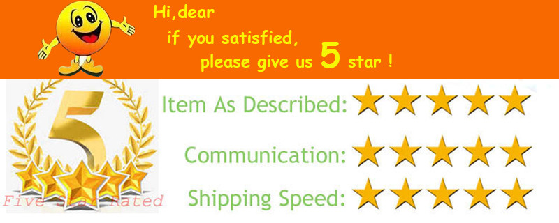 5 star About feedback